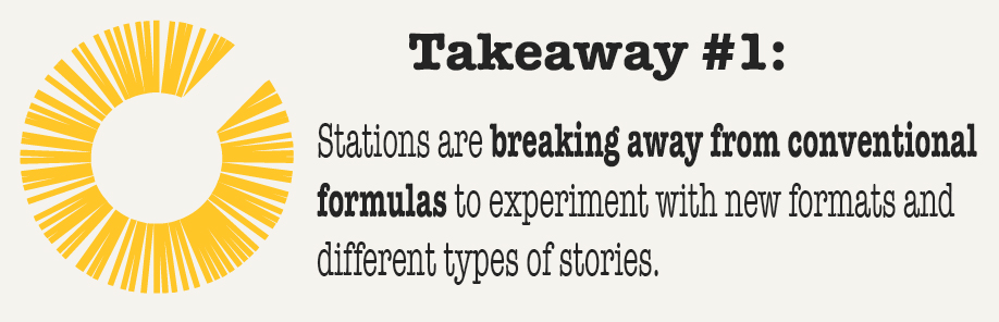 Lessons From Newsrooms Re-Inventing Journalism | Cronkite