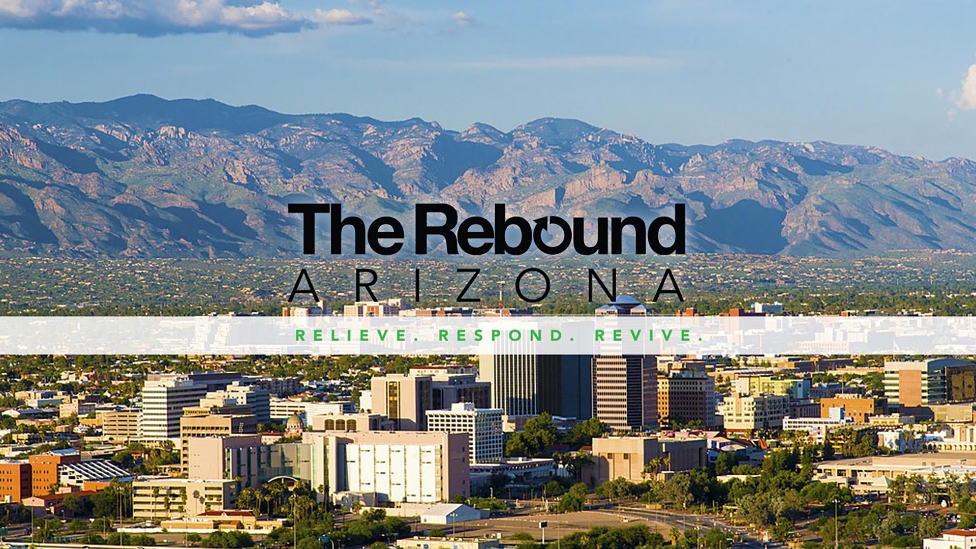The Rebound Arizona logo