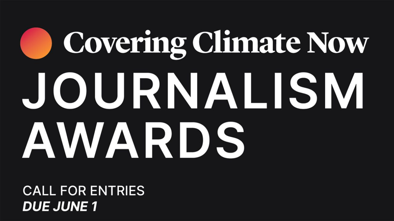 Image courtesy: Covering Climate Now and Columbia Journalism Review